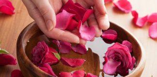 cách làm son từ hoa hồng và củ dền