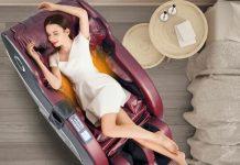 ghế massage xung điện