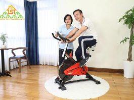 xe đạp tập cho người tai biến